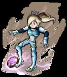 Rosalina - Mario Strikers style