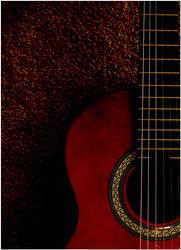 Guitarra by Paperback-writer-00
