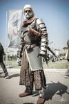 Geralt of Rivia, The Witcher 3, Romics 2017, april