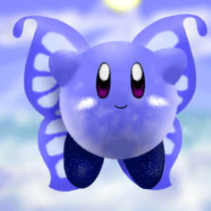 Sky Kirby by hevromero
