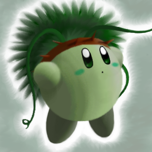 Plant Kirby by aquamizuko