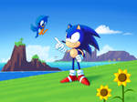 Sonic and Flicky