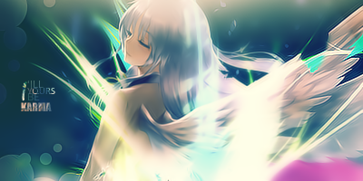 Kanade: Angel Beats! by Karmatico