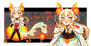 Lantern God | adopt auction #38 | [CLOSED]