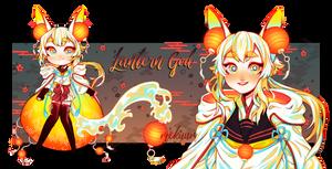 Lantern God | adopt auction #38 | [CLOSED]