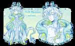 Salt Dragon | adopt auction #48 [CLOSED]