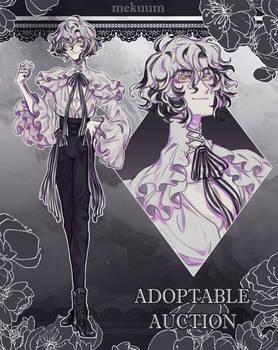 Vampire Adopt   adopt auction #51 [CLOSED]
