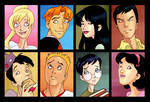 Students of Riverdale High