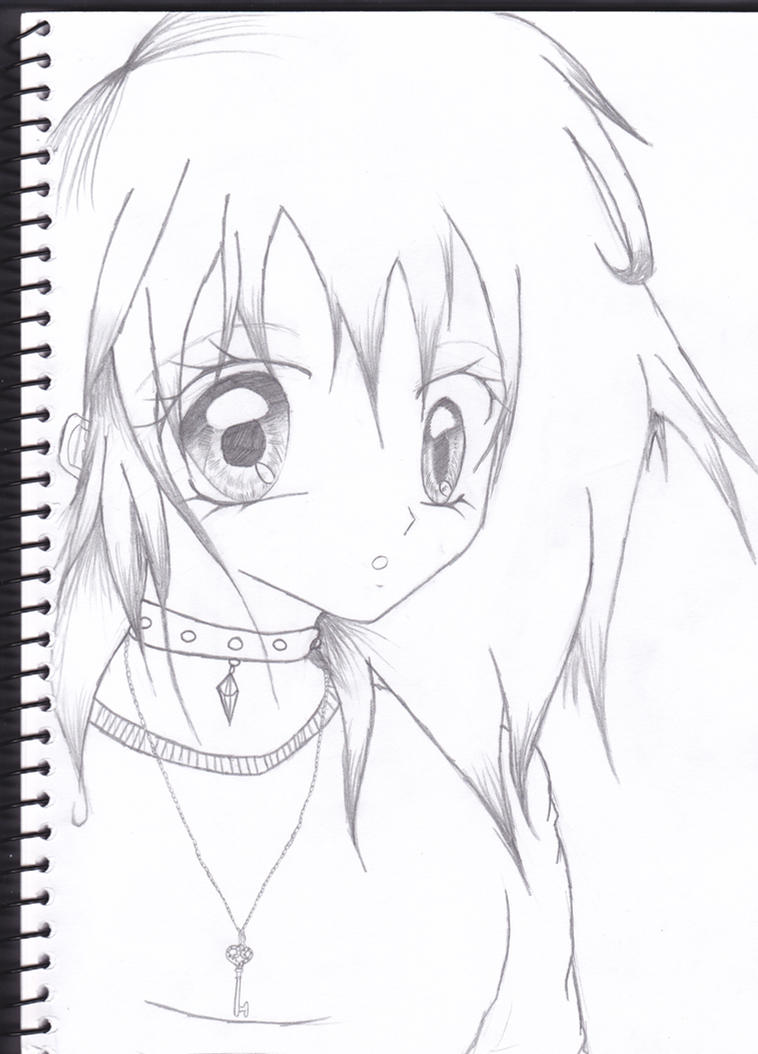 Anime Me by Neko-Chiba