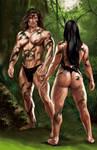 Tarzan--jane