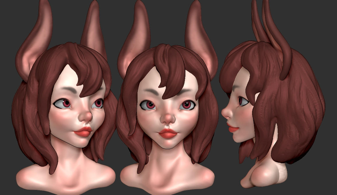 Bunneh by Rogent