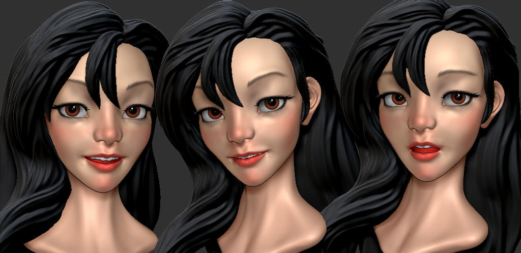 Tifa WIP 2 by Rogent