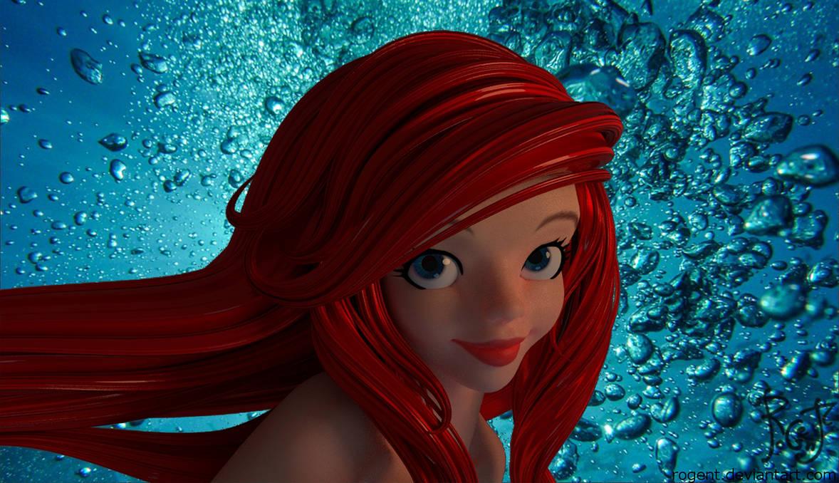Ariel light test 01 by Rogent