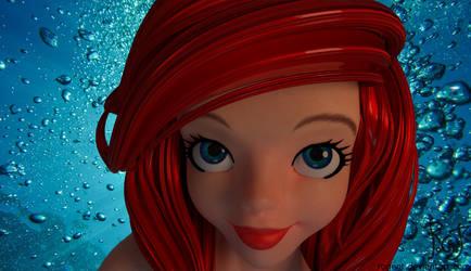 Ariel light test 03 by Rogent