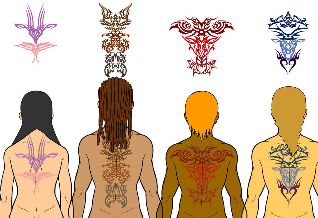 Owl Totem Pole Tattoo Totem Pole Tattoos by