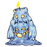 Candlewax Beast Sprite by BLKMKT