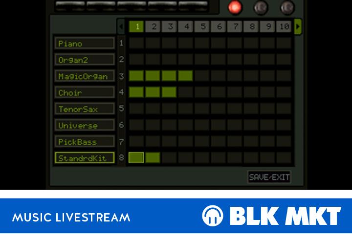 brMusicStream by BLKMKT