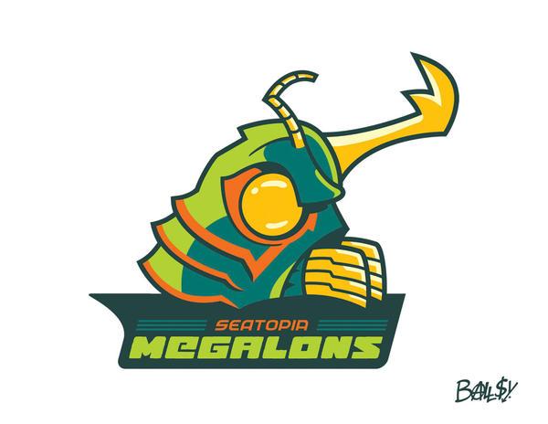 Seatopia Megalons by ballsybalsman