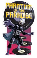 Phantom of the Paradise by ballsybalsman