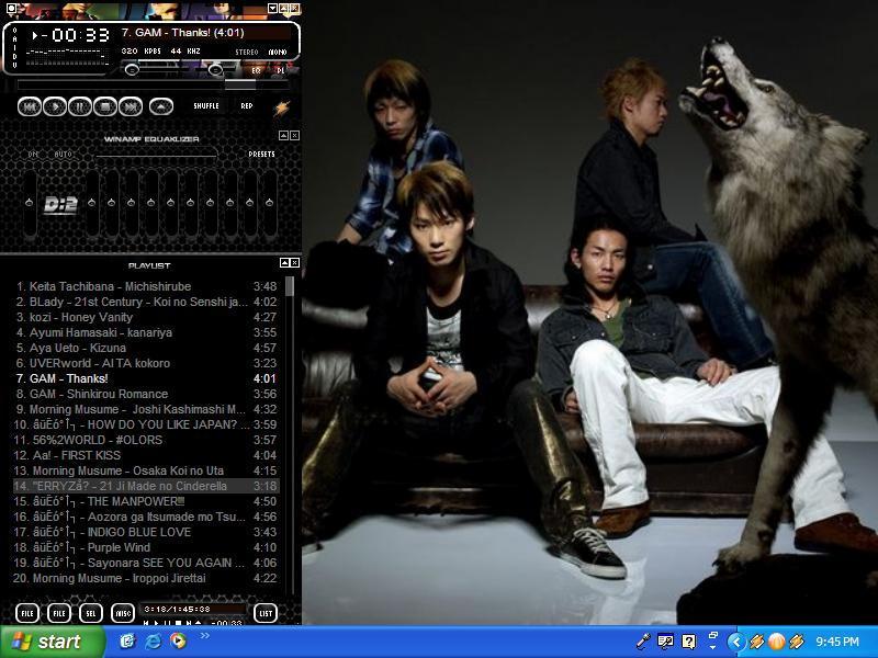desktop_UVERWORLD by hikariyuki