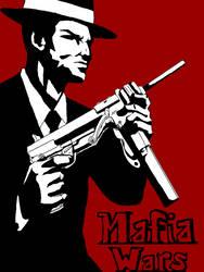 Addicted to Mafia Wars by ryuomaru