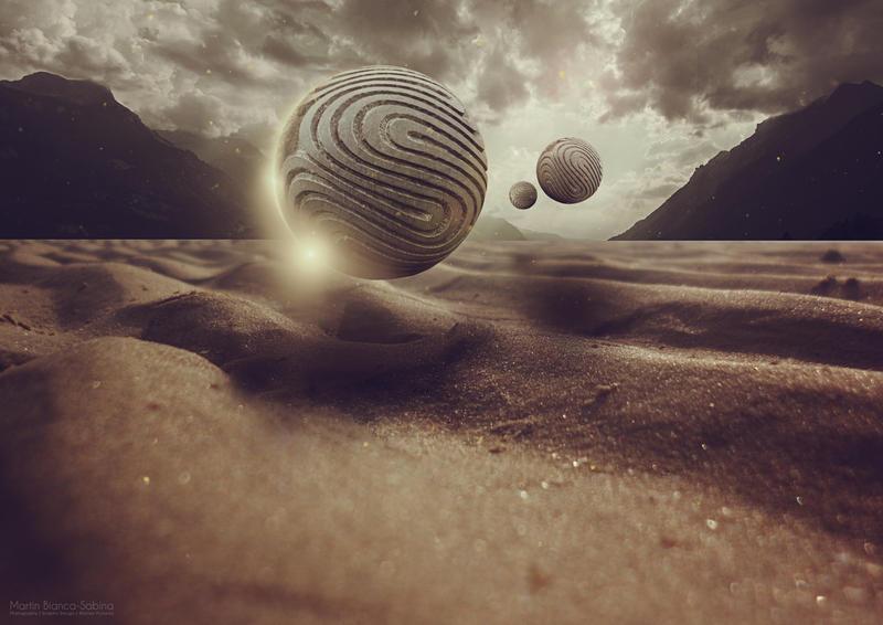 Desert's Globes by OtravitusBianca