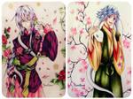 Ayame x Mizuki collage