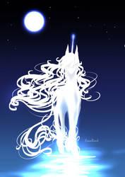 The last unicorn by EvanRank