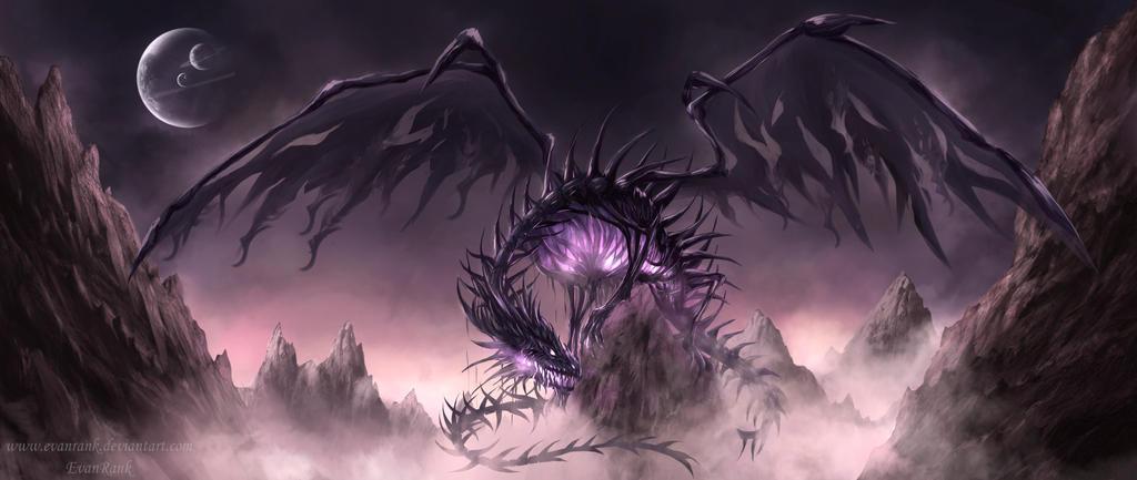 Commission: Immortal dragon