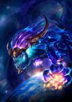 Fanart: Aurelion Sol League of Legends