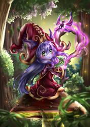 Fanart: Lulu League of Legends