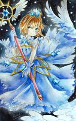 Fanart: Cardcaptor Sakura Crystal Feather
