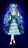 OC: Alwyn Dress