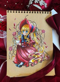 Fanart: Shinku Rozen Maiden
