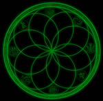 Earth Spell Runic Circle