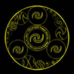 Wind Spell Runic Circle