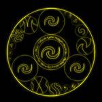 Wind Spell Runic Circle
