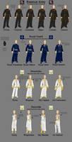 Runnicai Military Uniforms