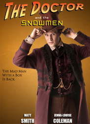 The Doctor: Xmas Poster