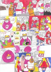 Maxtara SuperHeroin Job by Ginzo25