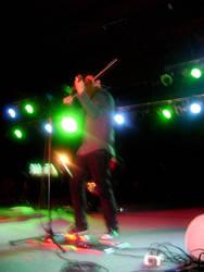 Sean Mackin - Yellowcard by meganxmelodie