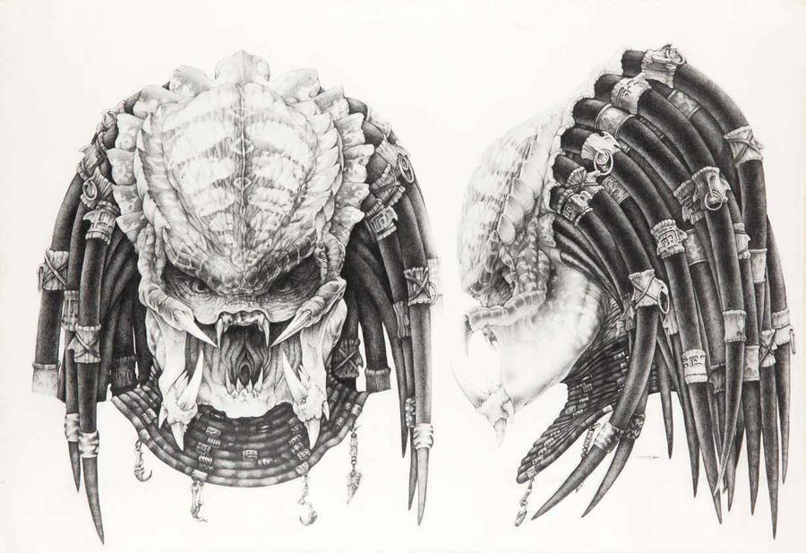 Predator by Wolf-Predator