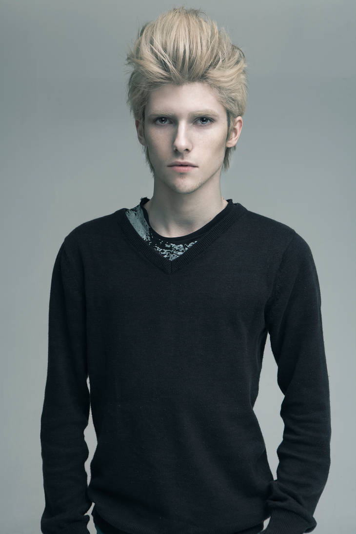 Albino me by maarkb