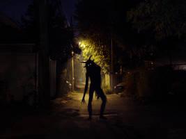 Demonic presence 2 by maarkb