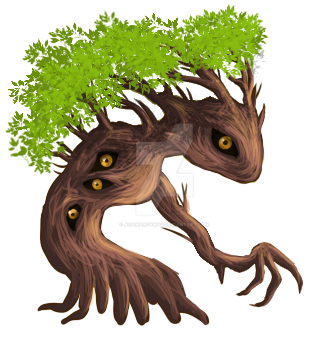 Treant by Adamarcymag