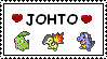 Johto lover stamp by pikachuafwc