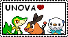 Unova lover stamp by pikachuafwc
