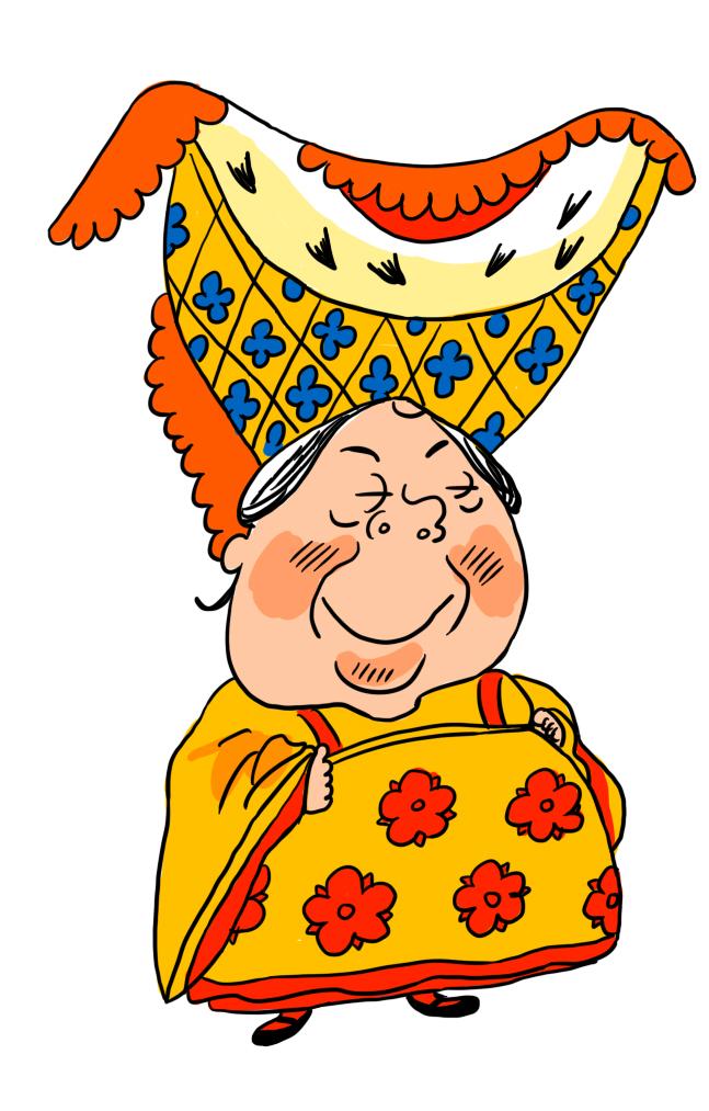 Duchess from Alice in Wonderland by mr-von-ungarn on ...