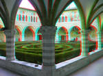 Perugia 5 3D Anaglyph