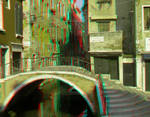 Venice 5 3D Anaglyph